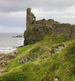 In 1429, Dunure Castle was the site of talks between John Mor MacDonald and James Campbell, who represented King James I. An argument ensued, which turned violent, and John Mor MacDonald was killed. To distance himself from the murder of John Mor MacDonald, King James I had James Campbell executed.