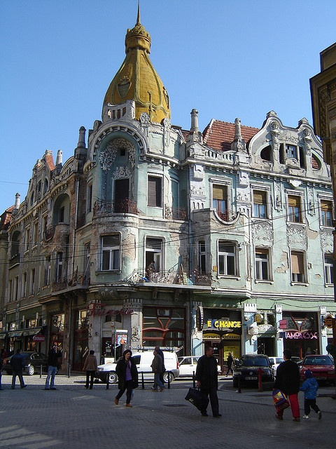 Oradea, Romania. Been there twice :)