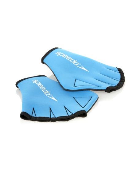 Aqua Gloves    -Diseñado para incrementar la resistencia en el agua y fortalecer el cuerpo durante el entrenamiento.  -De bajo impacto  -Hechos en neopreno.