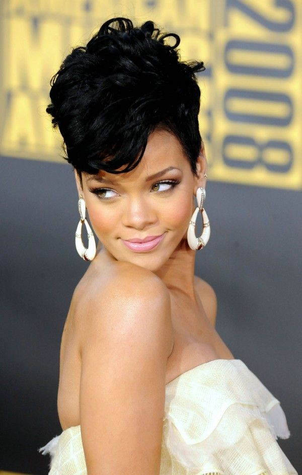 New Short Weave Hairstyles 2013 Short Hairstyles 2014 Hair Styles Short Hair Mohawk Short Weave Hairstyles