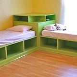 great solution for small bedrooms for 2 kidsIdeas, Shared Room, Corner Beds, Kids Room, Girls Room, Boy Rooms, Bunk Bed, Storage Beds, Boys Room