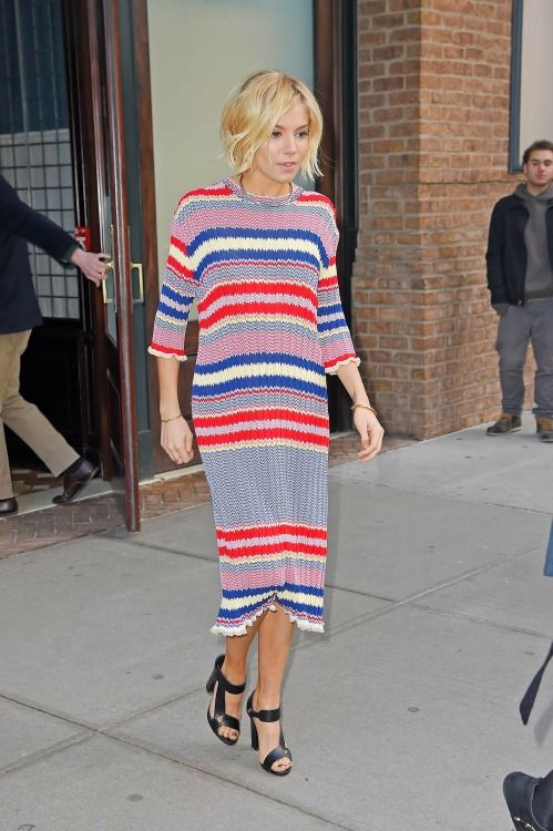 asoslive:  Sienna in Celine = perfection http://asos.do/kBfAHV