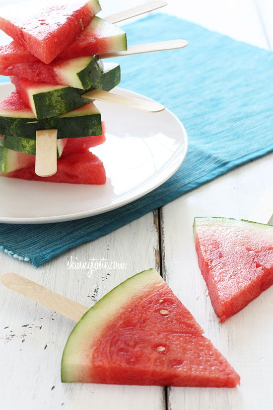 It's an easy appetizer and looks cute. summer baby shower.. Take advantage of summer fruit with this easy snack that's sure to please guests.