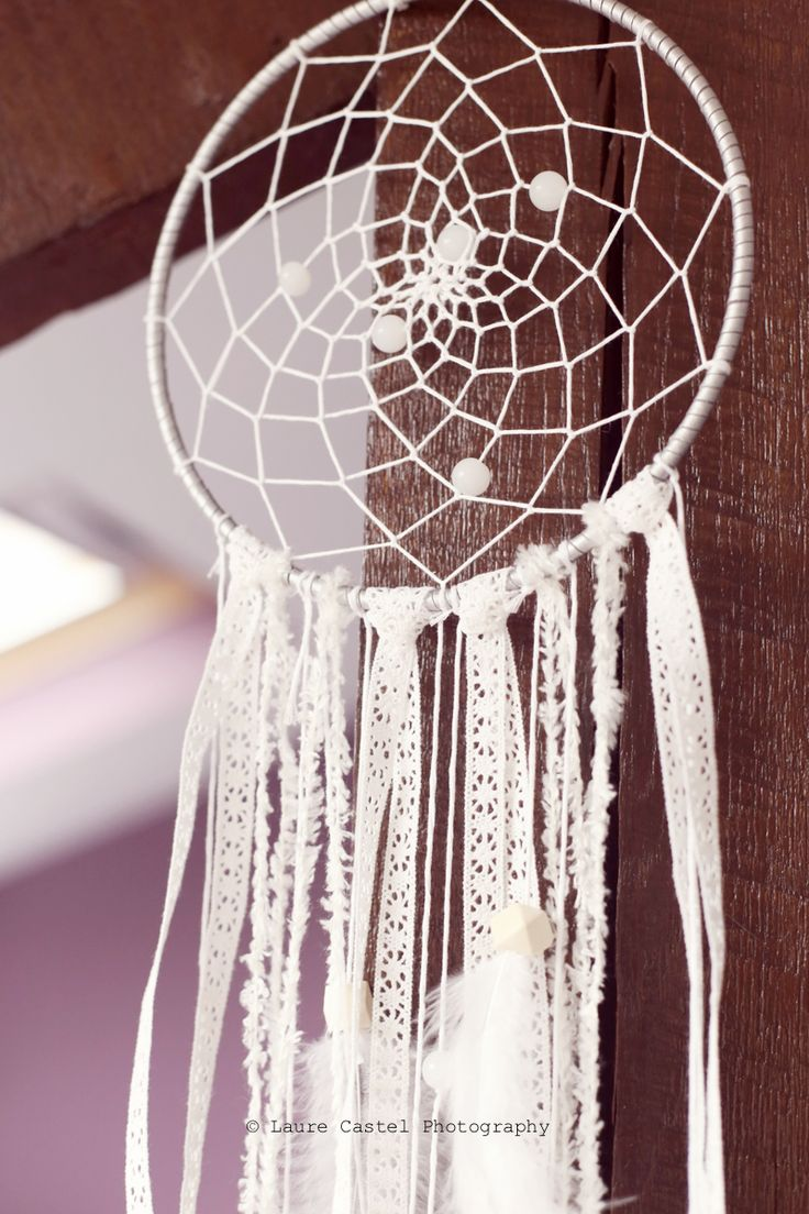 DIY Tutoriel Dreamcatcher Attrape-rêves                                                                                                                                                     Plus