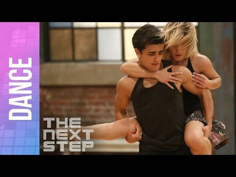 """The Next Step - Extended Riley & Alfie """"Addicted to You"""" Duet (Season 4) - YouTube"""