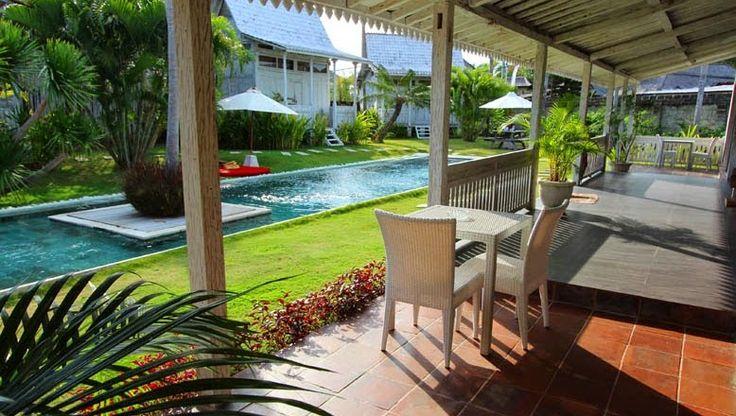 Villa Cabana est situé dans le quartier Umalas, Bali, 5 chambres villas, démarre à partir de 350 € ++ / nuit