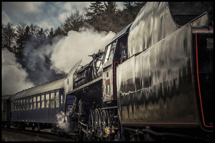 old train lll - Czech Republic