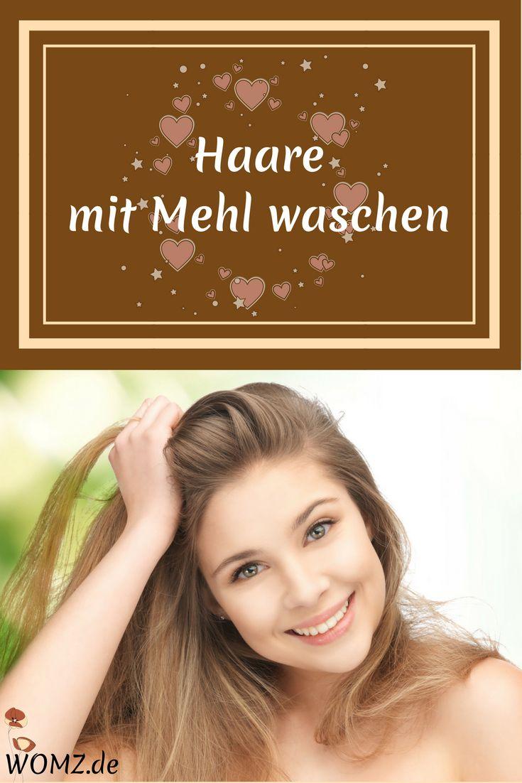 Haare waschen ohne Shampoo? Geht das überhaupt? Ich zeige dir heute, wie du deine Haare mit Mehl waschen kannst. Ja, du hast richtig gelesen, handelsübliches Mehl.  So brauchst du nie wieder ein Shampoo, sondern machst dir dein eigenes Roggenshampoo einfach selber.  #haarewaschen #mehl #natürlichesshampoo #nopoo #haare