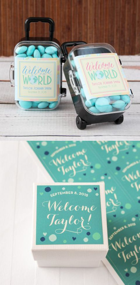 40+ Welcome to the world Baby Shower Theme