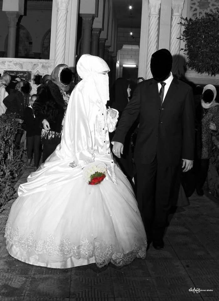 The Niqab Marriage Bride Groom 43