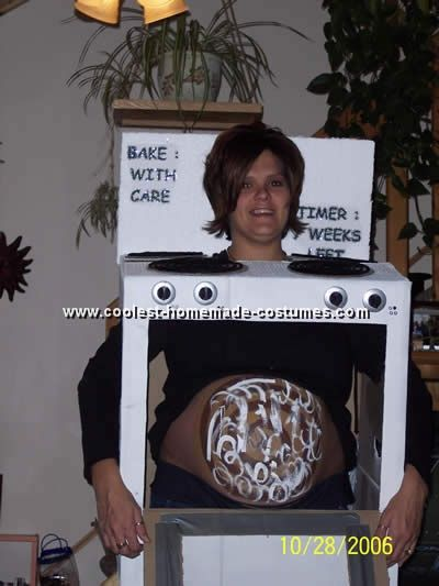 coolest homemade pregnant womens costume ideas maternity halloween - Maternity Halloween Costumes Pregnancy