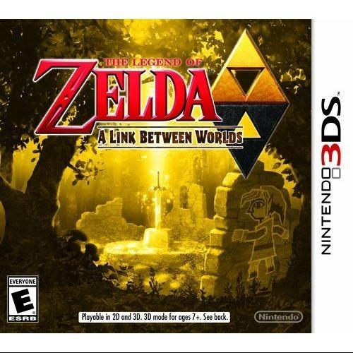 Nintendo The Legend Of Zelda: A Link Between Worlds - Action/adventure Game Retail - Cartridge - Nintendo 3ds (ctrpbzle)