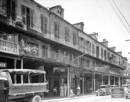 30 best 1930s new orleans images on pinterest new for Tattoo shops french quarter new orleans