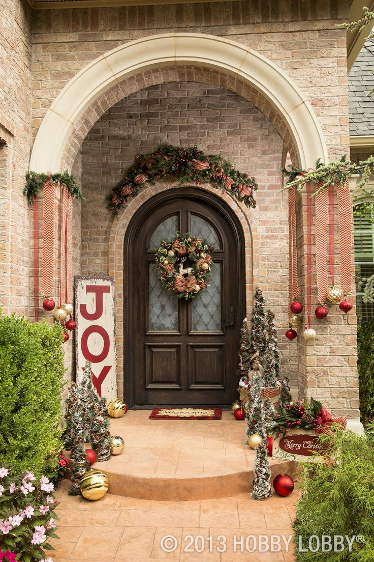 Hobby Lobby Outdoor Christmas Decorations