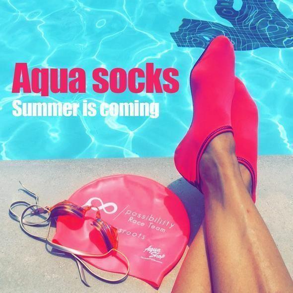Unisex Barefoot Water Skin Shoes Surf Swim Beach Socks Aqua XS-XXL Exercise Yoga