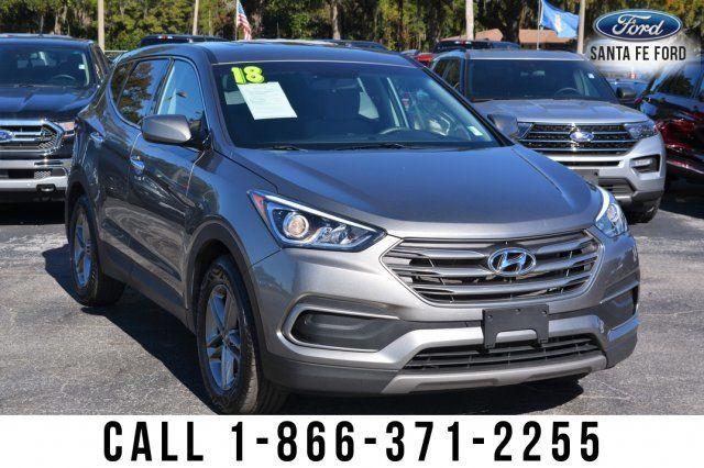 Used 2018 Hyundai Santa Fe Sport 2 4l Suv For Sale Gainesville Fl 40133p Hyundai Santa Fe Sport Santa Fe Sport Hyundai Santa Fe