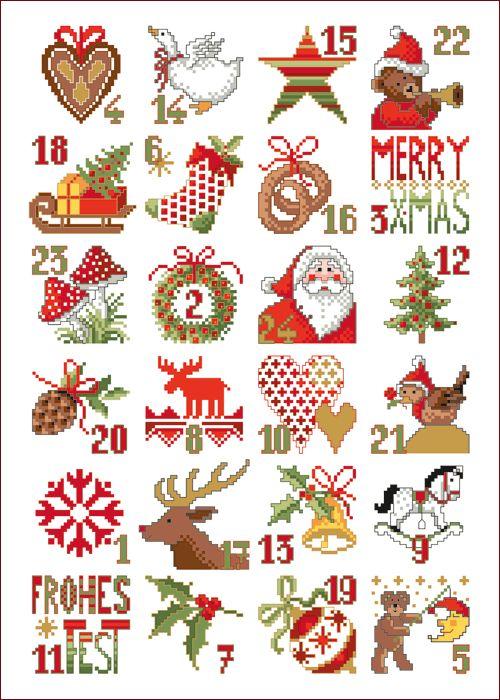 Die besten 17 ideen zu weihnachten kreuzstich auf for Pinterest weihnachten