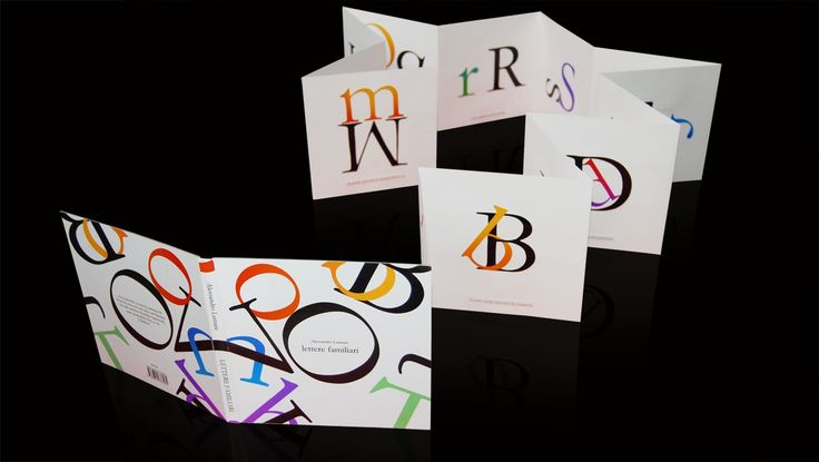 Lettere familiari, an unconventional abecedary... coming soon!