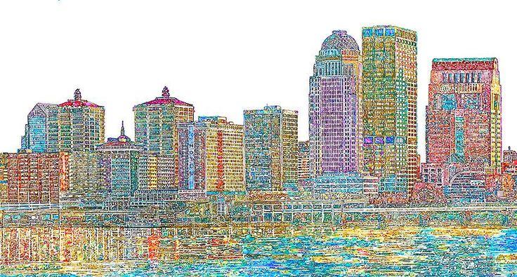 Paul Reynolds - Louisville Skyline