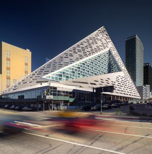 La marca de arquitectura, el arquitecto como marca,VIA 57 West / BIG. Image © Nic Lehoux