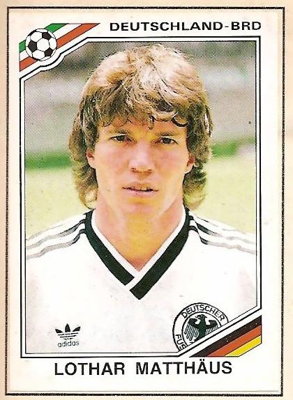 LOTHAR MATTHAUS West Germany (1986)