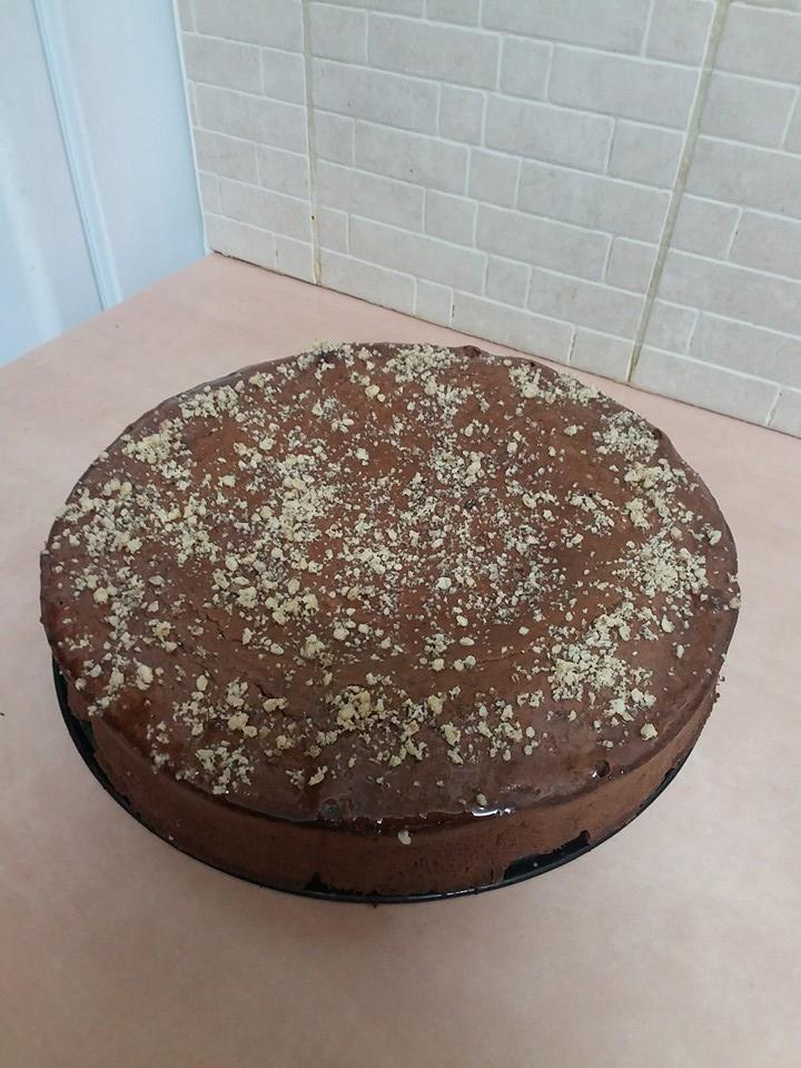 Carine Goren Chocolate Cake