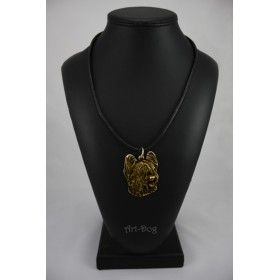 Necklase gilded with gold trial 999 (1)