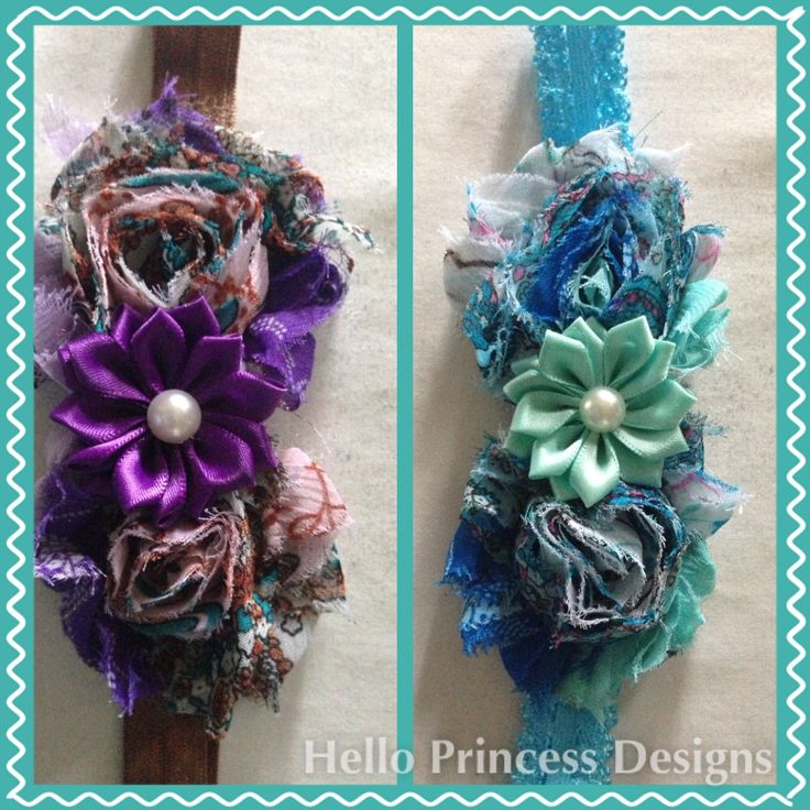 More Pattern Hairbands