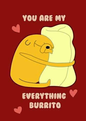 Everything burrito | Adventure Time | Adventure time ...