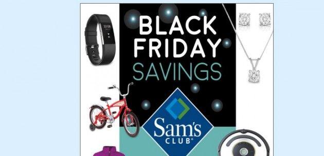 Sam's Club Black Friday deals revealed