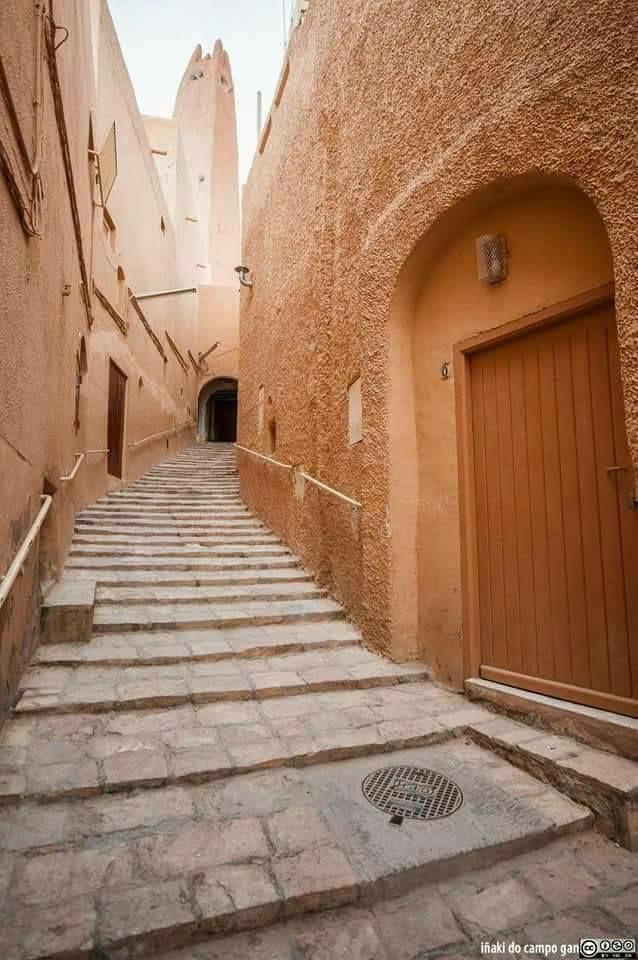 Ghardaia, M'Zab Valley, Algeria - UNESCO World Heritage Site