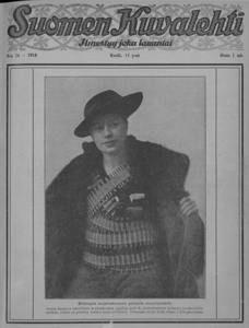 15.06.1918 Suomen Kuvalehti no 24 - Aikakauslehdet - Digitoidut aineistot - Kansalliskirjasto