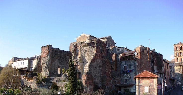Terme di Caracalla - Albano Laziale