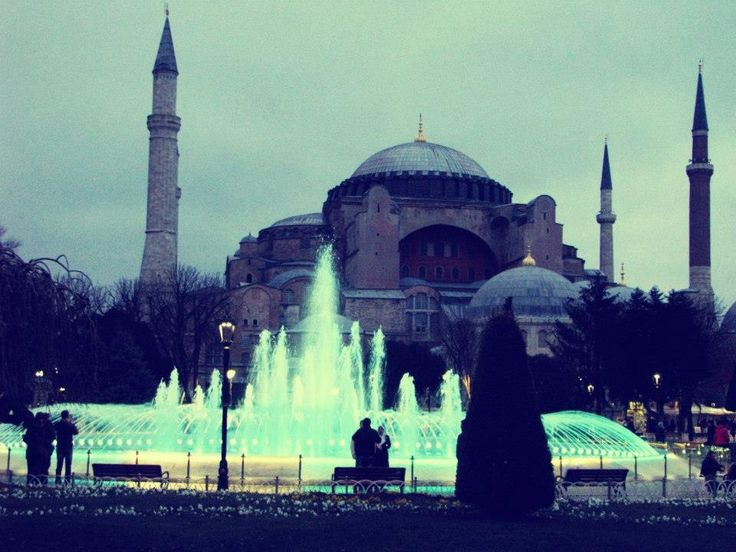 Istambul, Aya Sofia