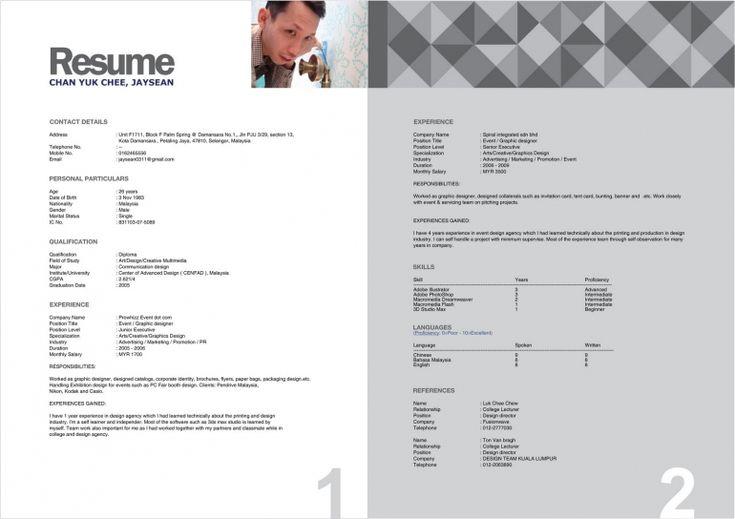 Latest Resume Formats