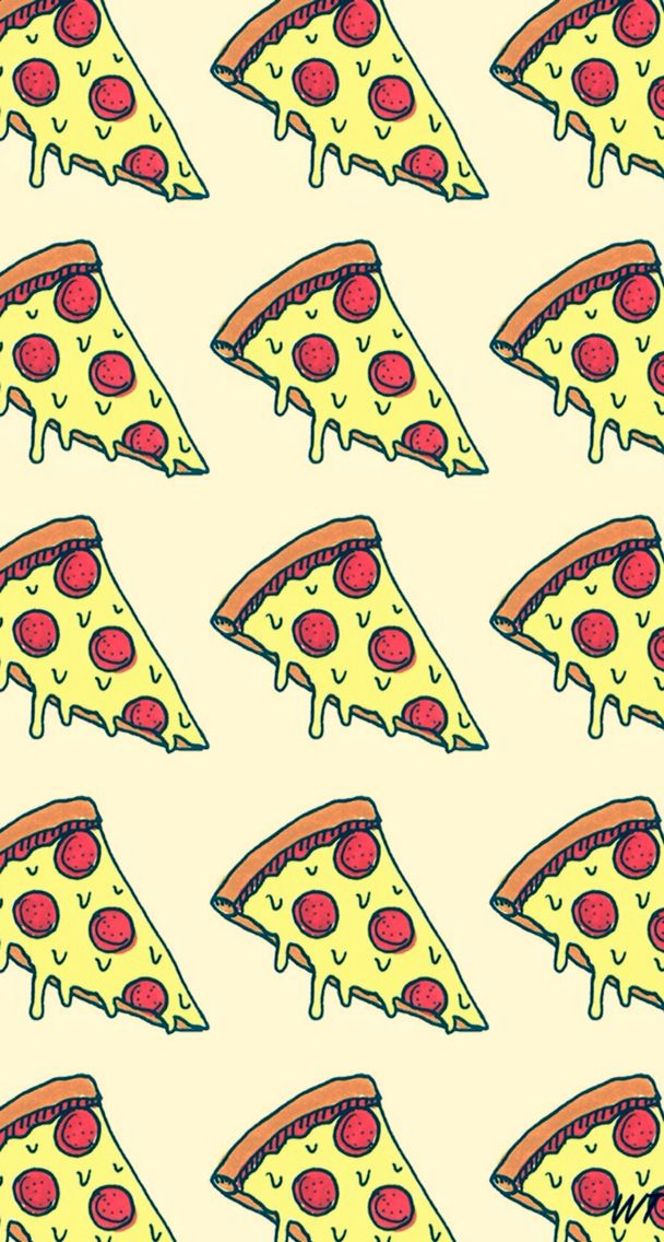 Pizza wallpaper~