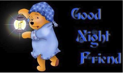 Good Night friend