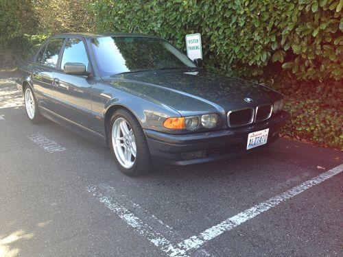 2000 BMW 740 I - Gig Harbor, WA #7975635482 Oncedriven