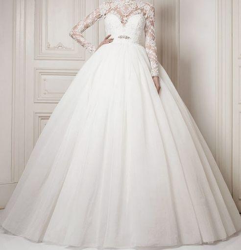 wonderful ball gown