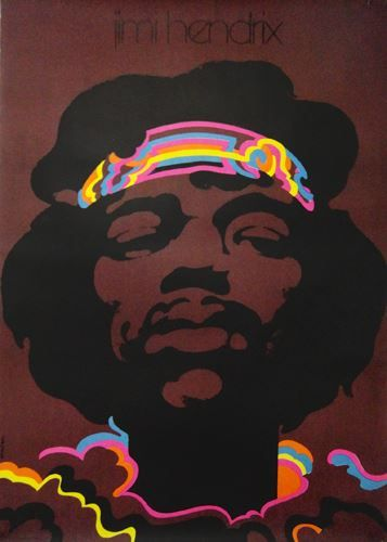 # 15 Jimi Hendrix (1973)  https://www.contemporaryposters.com/poster.php?number=3051