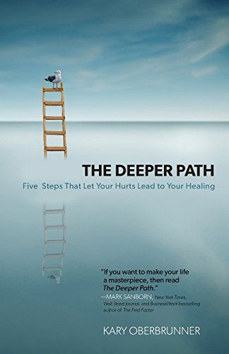 The Deeper Path: Five Steps That Let Your Hurts Lead to Your Healing by Kary Oberbrunner http://www.amazon.com/dp/0801015219/ref=cm_sw_r_pi_dp_6cAsvb04SWBJT