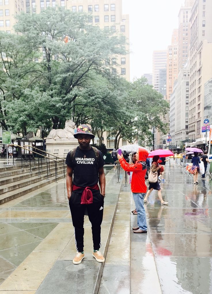 blackfashion:  Abeku Hammond, 23, New Yorkpalmwinetapper.tumblr.com  Unarmed