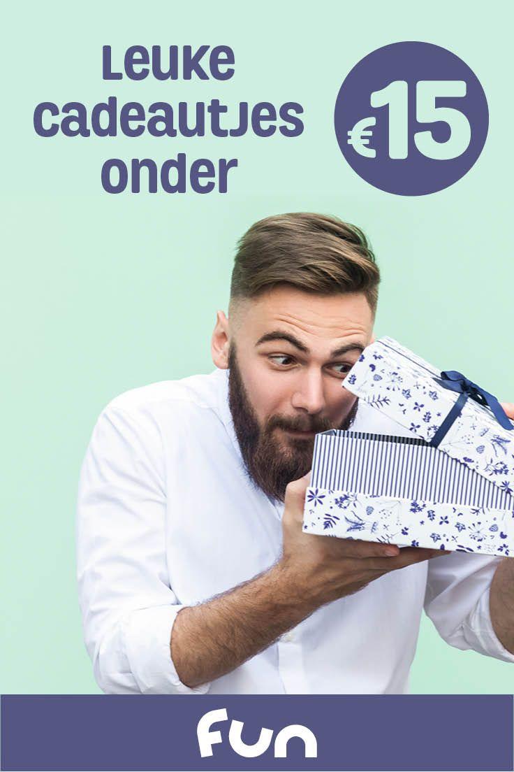 Verwonderend De leukste cadeautjes onder 15 euro vind je bij Fun! #funbelgium TL-03