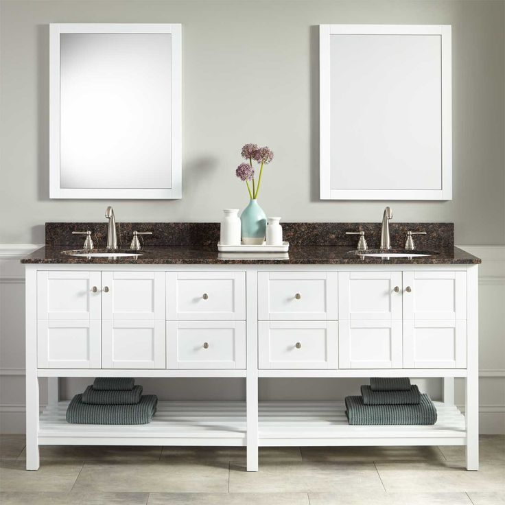 72 Everett Double Vanity For Semi Recessed Sink: 1000+ Images About Basement On Pinterest