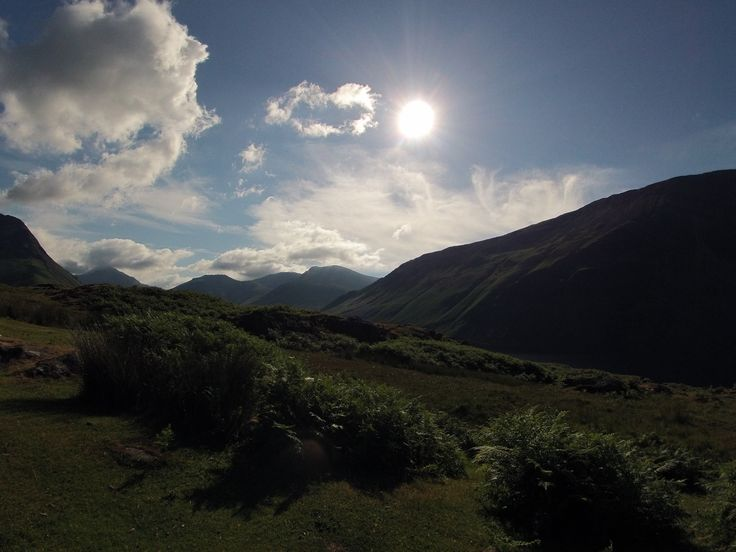Wast Water - South Lakes - England.  Taken on a GoPro Hero3 Silver during this years mountain climbing!