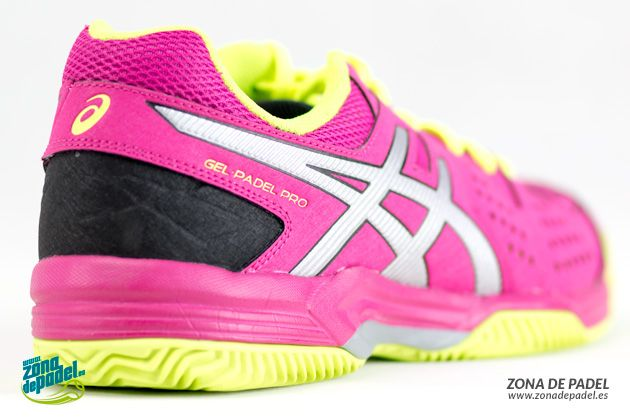 zapatillas padel asics mujer 2015