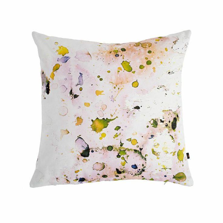 Cushion - Pastel Splatter
