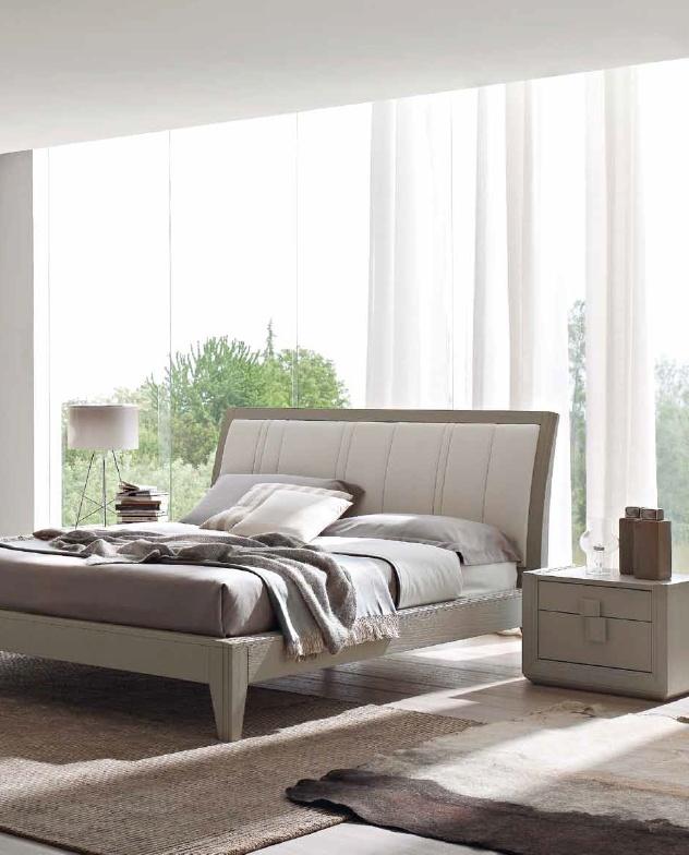 Una formula per vivere raffinato, una ricetta per arricchire di pregio la propria stanza da letto.