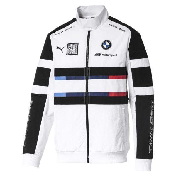 BMW M Motorsport Street Men's Woven Jacket | Ropa deportiva ...