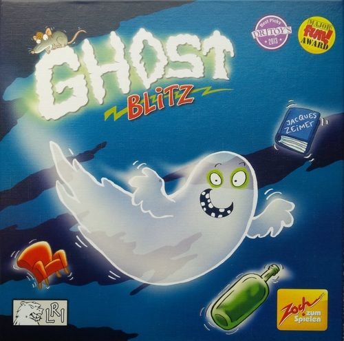 Ghost Blitz | Board Game